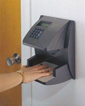 biometric hand reader atlanta