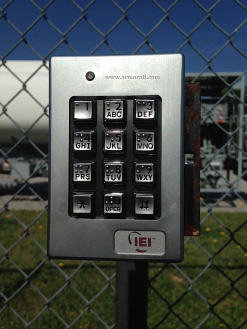 Keypad Outdoor IEI Nortek